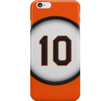 10 - Jonesy iPhone Case/Skin