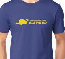 Ferret Level ELEVATED Unisex T-Shirt
