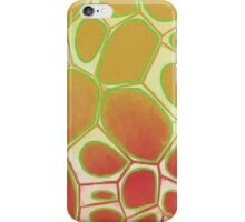 Cells Abstract Five iPhone Case/Skin