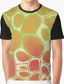 Cells Abstract Five Graphic T-Shirt