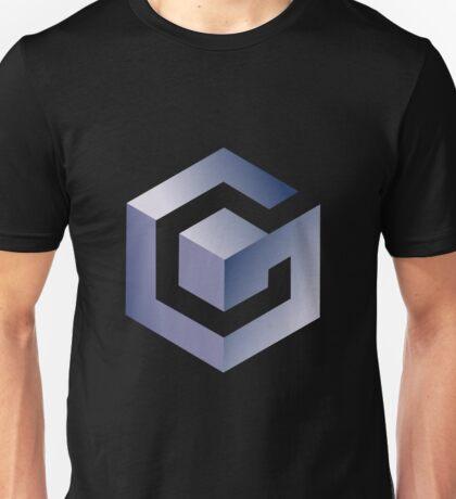 GameCube Logo (Without Text) Unisex T-Shirt