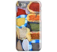 Spice Market iPhone Case/Skin