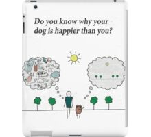 Hard reality of the life by remi42 iPad Case/Skin