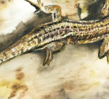 Brianag, the Ancient Lizard Sticker