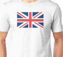 United Kingdom - Union Flag Unisex T-Shirt