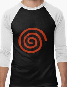 Dreamcast Logo (No Text) Men's Baseball ¾ T-Shirt