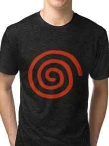 Dreamcast Logo (No Text) Tri-blend T-Shirt
