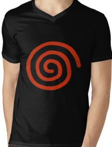 Dreamcast Logo (No Text) Mens V-Neck T-Shirt