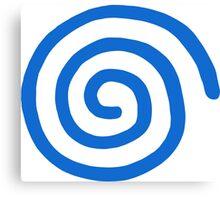 Dreamcast Logo (European; No Text) Canvas Print