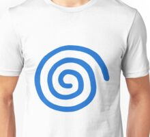 Dreamcast Logo (European; No Text) Unisex T-Shirt