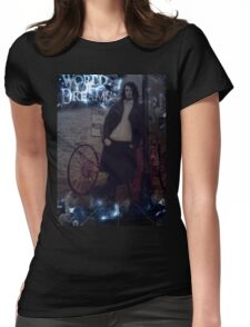 WORLD OF DREAMS - The Man With No Name / Director & writer Womens Fitted T-Shirt