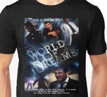 WORLD OF DREAMS OFFICIAL POSTER DESIGN SET  Unisex T-Shirt