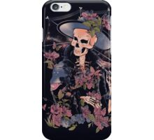 Lady of the night iPhone Case/Skin