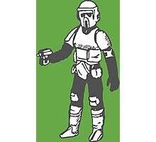 Scout Trooper Toy Photographic Print