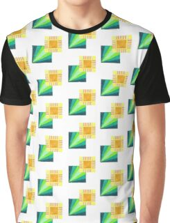 Squared Away Graphic T-Shirt