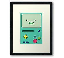 Beemo Framed Print