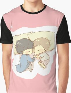 Sleeping Together Graphic T-Shirt