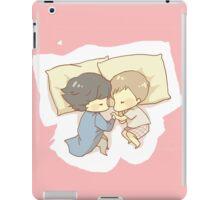 Sleeping Together iPad Case/Skin