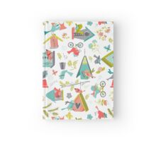 It's a Bird's Life Hardcover Journal