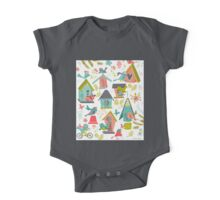 It's a Bird's Life One Piece - Short Sleeve