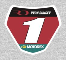 RD 1 Supercross champ plate Baby Tee