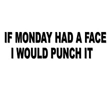 Monday Meme Funny Photographic Print