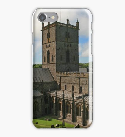St David's Cathedral iPhone Case/Skin