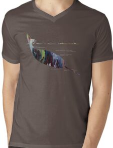 narwhal  Mens V-Neck T-Shirt