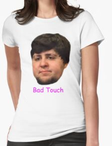 BaD ToucH Womens Fitted T-Shirt