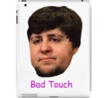 BaD ToucH iPad Case/Skin