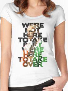 Irish McGregor Women's Fitted Scoop T-Shirt