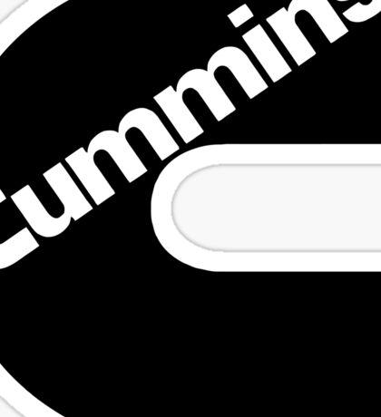 Cummins Sticker