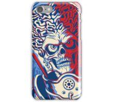 Attack! Blue iPhone Case/Skin