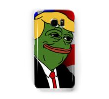 Donald Trump Pepe Clothing, Stickers and Phone Cases Samsung Galaxy Case/Skin