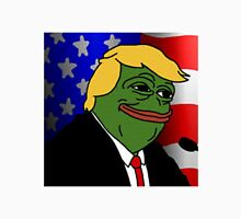Donald Trump Pepe Clothing, Stickers and Phone Cases Unisex T-Shirt