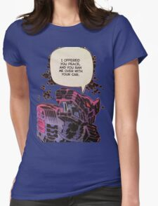 Ravage Womens Fitted T-Shirt
