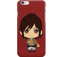sasha iPhone Case/Skin