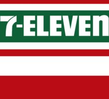Retro Jerseys Collection - 7-Eleven Sticker