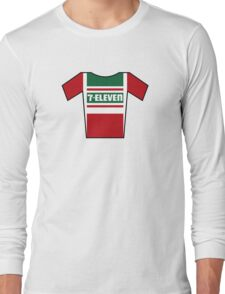 Retro Jerseys Collection - 7-Eleven Long Sleeve T-Shirt