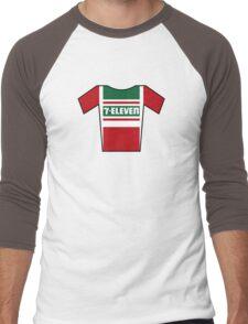 Retro Jerseys Collection - 7-Eleven Men's Baseball ¾ T-Shirt