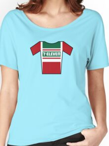 Retro Jerseys Collection - 7-Eleven Women's Relaxed Fit T-Shirt