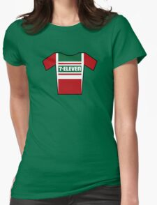 Retro Jerseys Collection - 7-Eleven Womens Fitted T-Shirt