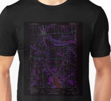 New York NY Marcellus 130458 1955 24000 Inverted Unisex T-Shirt