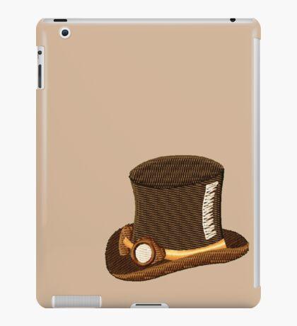 Steampunk Top Hat & Goggles iPad Case/Skin