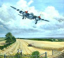 Mossie Harvest  by Woodie