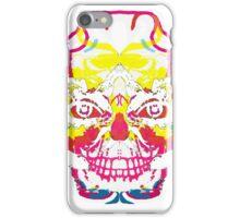 Crazy head iPhone Case/Skin