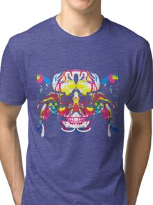 Crazy head Tri-blend T-Shirt