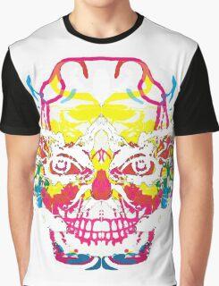 Crazy head Graphic T-Shirt