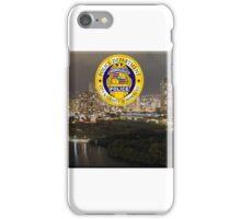 Honolulu  Police After Dark iPhone Case/Skin