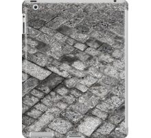 Silvery Stone After the Rain | Florence iPad Case/Skin